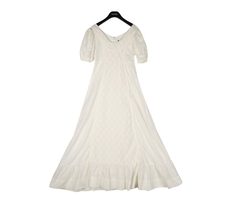 Cách mặc váy maxi chống nắng hiệu quả - 2