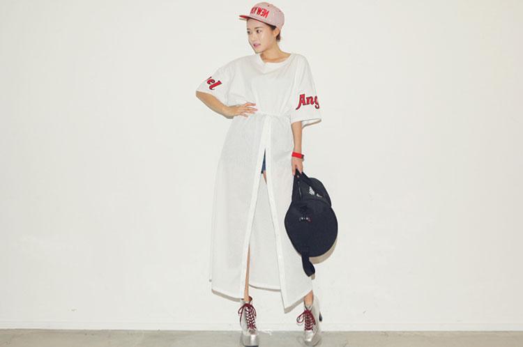 Cách mặc váy maxi chống nắng hiệu quả - 5