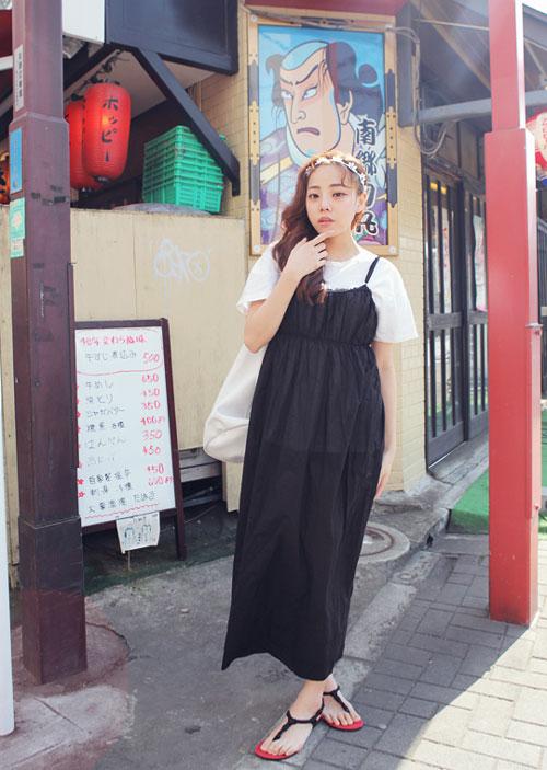 Cách mặc váy maxi chống nắng hiệu quả - 15