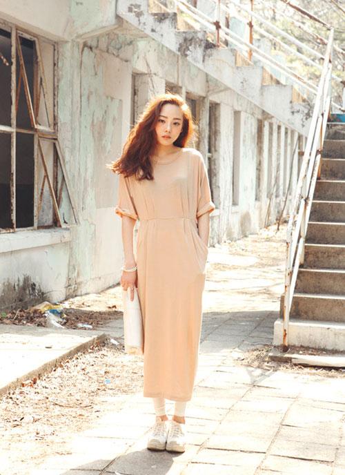 Cách mặc váy maxi chống nắng hiệu quả - 17