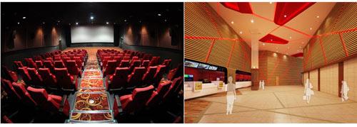 Khai trương rạp chiếu phim và TT thể dục tại Pico Plaza - 1