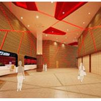 Khai trương rạp chiếu phim và TT thể dục tại Pico Plaza