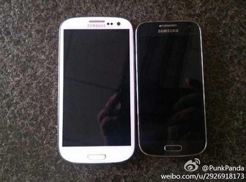Lộ ảnh Samsung Galaxy S4 mini màn hình 4.3 inch - 2