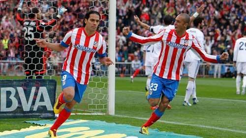 CK cúp nhà Vua: Falcao ngán gì Ronaldo - 2