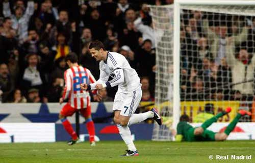 CK cúp nhà Vua: Falcao ngán gì Ronaldo - 1
