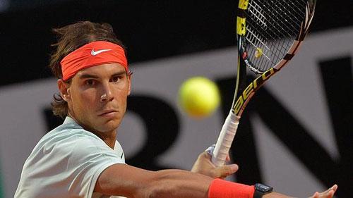 Nadal - Gulbis: Ngược dòng thót tim (V3 Rome Masters) - 1