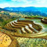 Du lịch - Choáng ngợp ruộng bậc thang Philippines