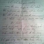 Giáo dục - du học - Rơi nước mắt trước bức thư bố gửi con xa nhà