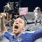 Bóng đá - Terry vô duyên ăn mừng chức VĐ