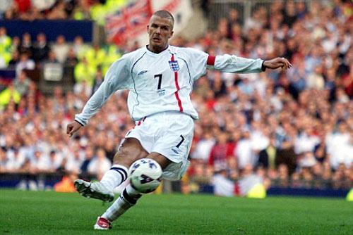 Beckham: Người nghệ sỹ sút phạt - 2