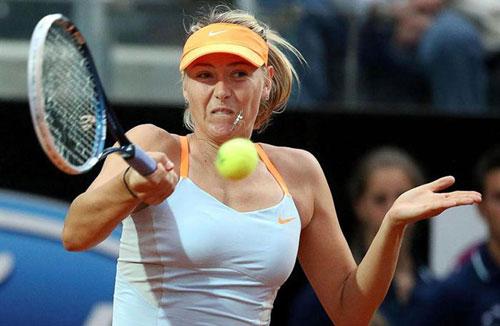 Sharapova - Stephens: Tốc chiến tốc thắng (V3 Rome Open) - 1