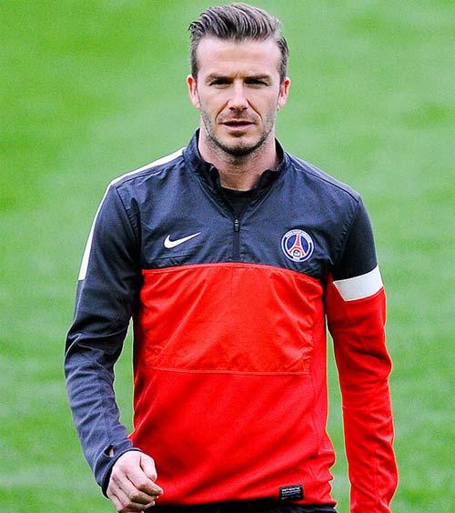 """Beckham và 10 kiểu tóc """"để đời"""" - 10"""