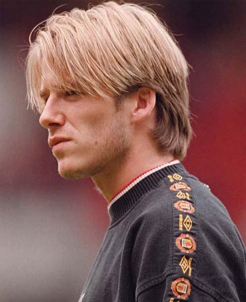 """Beckham và 10 kiểu tóc """"để đời"""" - 2"""