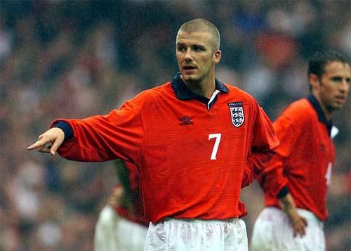 """Beckham và 10 kiểu tóc """"để đời"""" - 3"""