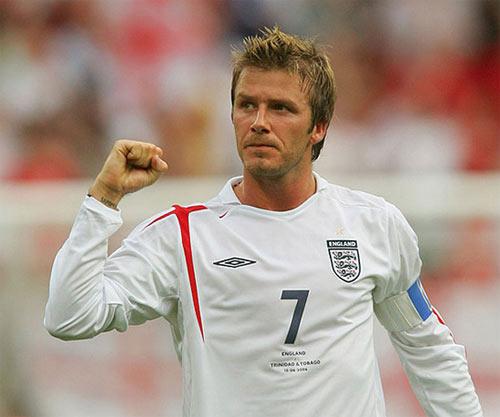 """Beckham và 10 kiểu tóc """"để đời"""" - 8"""