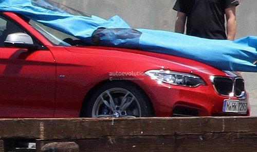 Chộp BMW 2 series đầu tiên trên phố - 3
