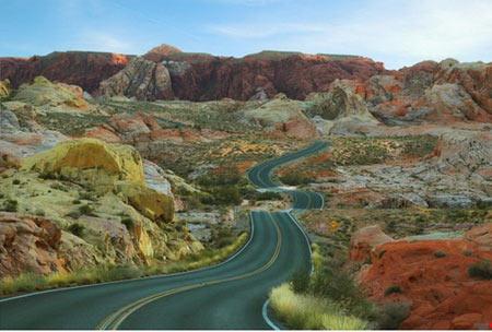 Chiêm ngưỡng những con đường đẹp như tuyệt tác nghệ thuật - 10