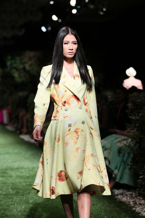 Ngọc Trinh mở màn show Đỗ Mạnh Cường - 11