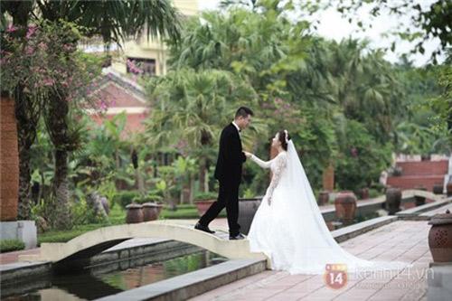 Ảnh cưới đẹp lung linh của ca sĩ Mỹ Dung - 4