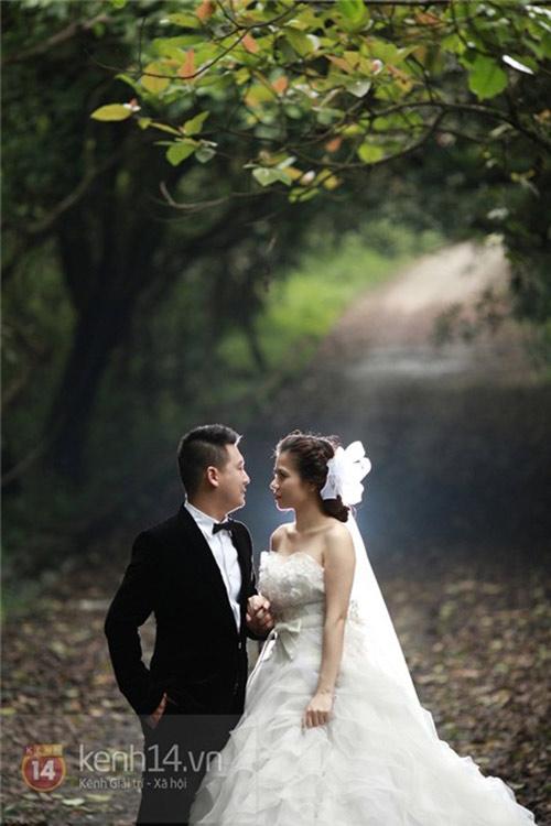 Ảnh cưới đẹp lung linh của ca sĩ Mỹ Dung - 7