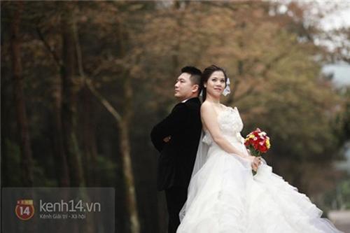 Ảnh cưới đẹp lung linh của ca sĩ Mỹ Dung - 8