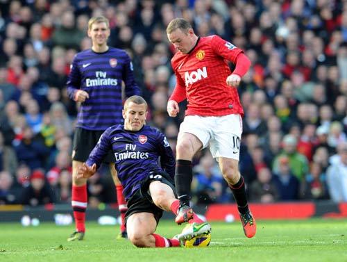 HOT: Arsenal không liên hệ với Rooney - 1