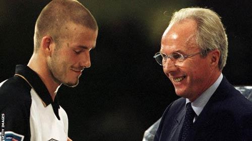 """Làng túc cầu """"ngả mũ"""" trước Beckham - 1"""
