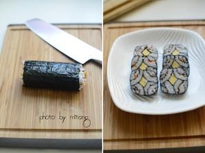 Cách làm sushi độc đáo, đẹp mắt - 6