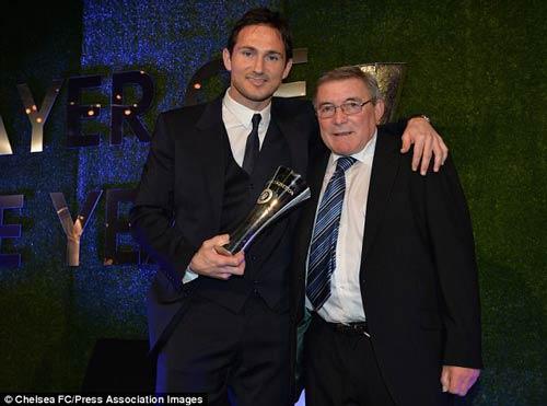 Mata, Lampard được vinh danh tại Chelsea - 2