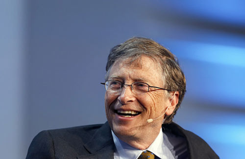 """Bill Gates """"lại"""" giàu nhất TG sau 6 năm - 1"""