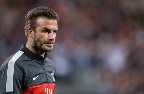 """Beckham treo giày nhưng không """"treo túi"""" - 1"""