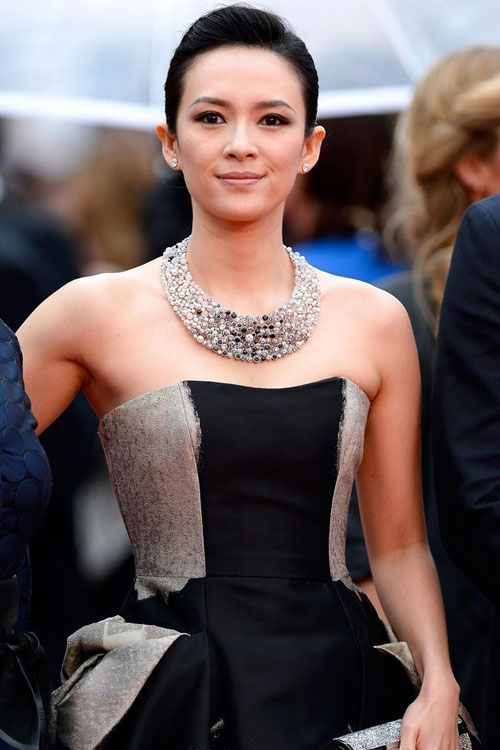 """Phạm Băng Băng """"chơi trội"""" tại Cannes - 11"""