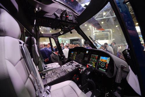 Chùm ảnh: Triển lãm trực thăng quốc tế ở Nga - 2