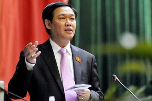 Chưa chốt ai thay Bộ trưởng Vương Đình Huệ - 2