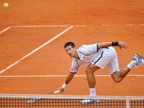 Djokovic - Berdych: Chiến tích ngỡ ngàng (TK Rome Masters) - 1