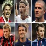 """Bóng đá - Beckham và 10 kiểu tóc """"để đời"""""""