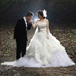 Ngôi sao điện ảnh - Ảnh cưới đẹp lung linh của ca sĩ Mỹ Dung