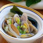 Ẩm thực - Canh ngao nấu nấm ngọt mát ngày hè