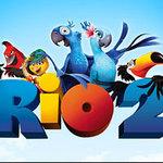 Phim - Vẹt xanh nổi loạn trong Rio 2