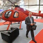 Tin tức trong ngày - Chùm ảnh: Triển lãm trực thăng quốc tế ở Nga