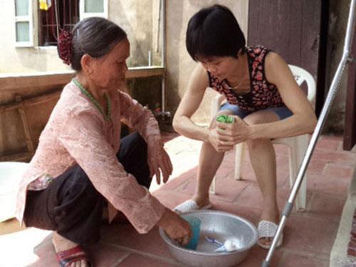 Tổng Cục TDTT kêu gọi sự hỗ trợ VĐV Lê Thị Huệ - 1