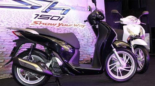 SH150i 2013 tại Thái Lan, giá 70 triệu đồng - 3