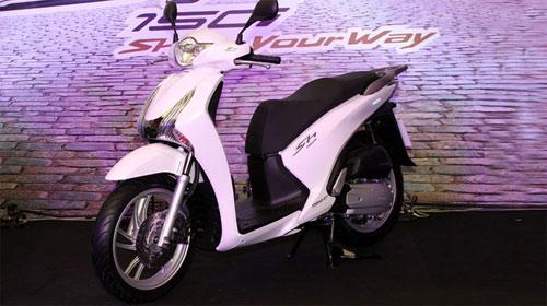 SH150i 2013 tại Thái Lan, giá 70 triệu đồng - 4