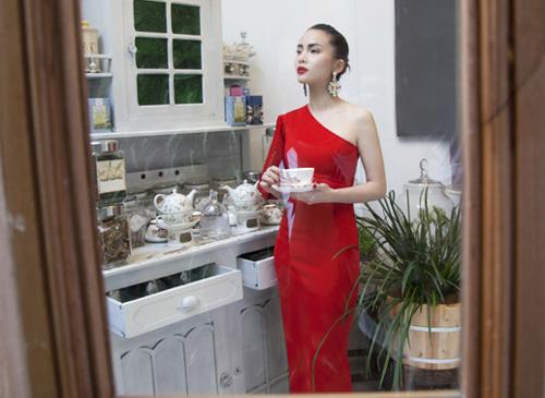 Yến Trang ngày càng gợi cảm - 5