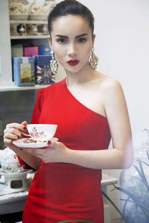 Yến Trang ngày càng gợi cảm - 6