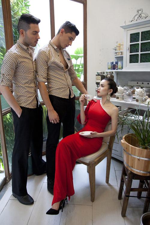 Yến Trang ngày càng gợi cảm - 8