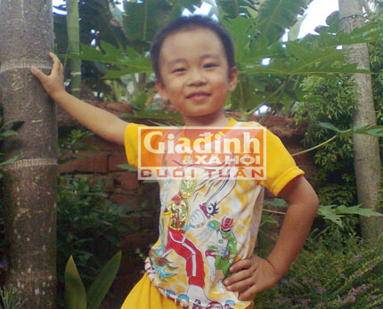 Bé trai mất tích bí ẩn: Đau đớn tìm con - 1