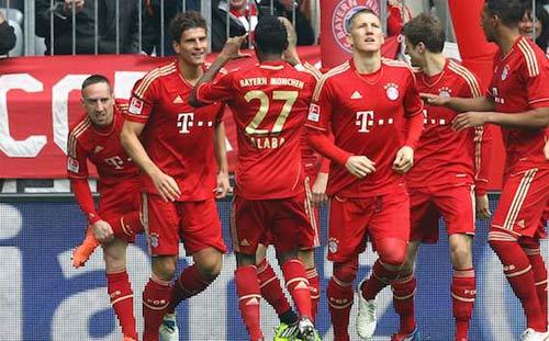 Gladbach - Bayern: Bước đệm cuối cùng - 1