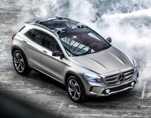 Mercedes-Benz GLA: Chàng dũng sĩ tí hon - 4