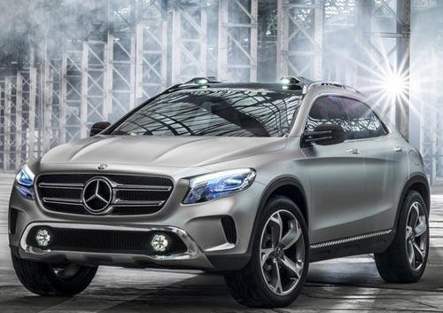 Mercedes-Benz GLA: Chàng dũng sĩ tí hon - 5